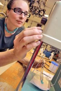 Η επικεφαλής της ερευνητικής ομάδας Lenore Rasmussen δουλεύει πάνω στη συγκεκριμένη τεχνολογία από το τέλος της δεκαετίας του '90 (source: PPPL)
