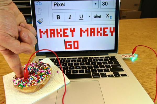 Πατώντας space με ένα ...ντόνατ (Φωτογραφία από την καμπάνια της ομάδας στο Kickstarter)