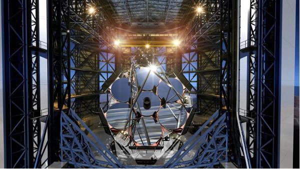 Πηγή φωτογραφίας: gizmag.com,(Credit: Giant Magellan Telescope Organization) Το τηλεσκόπιο GMT