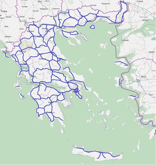 Πηγή φωτογραφίας: OpenStreetMap - Blackdevilkostas - OpenStreetMap data CC BY-SA 2.5