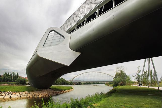 Πηγή φωτογραφίας: Bridge Pavilion in Zaragoza, Juan E De Cristofaro, CC BY-SA 2.0