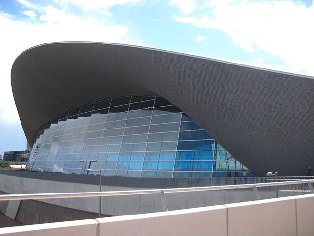 Πηγή φωτογραφίας: London Aquatics Centre, OlafJanssen, Creative Commons Attribution-Share Alike 4.0 International
