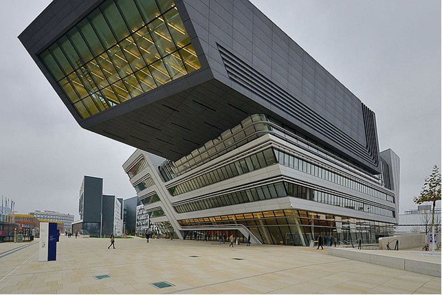 Πηγή φωτογραφίας: WU Wien, Library & Learning Center, Böhringer