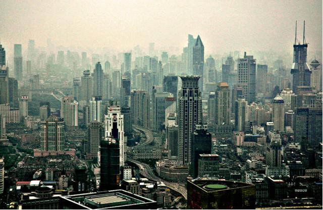 Πηγή φωτογραφίας: Peter Morgan from Nomadic - Shanghai Skyscape, CC BY 2.0