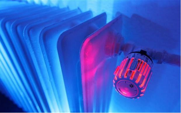 Πηγή φωτογραφίας: 80% of UK homes have gas heatingCREDIT:JOCHEN TACK / ALAMY