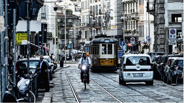 Το Μιλάνο φιλοξενεί το φετινό συνέδριο του δικτύου Eurocities (Photo: Mariano Mantel)